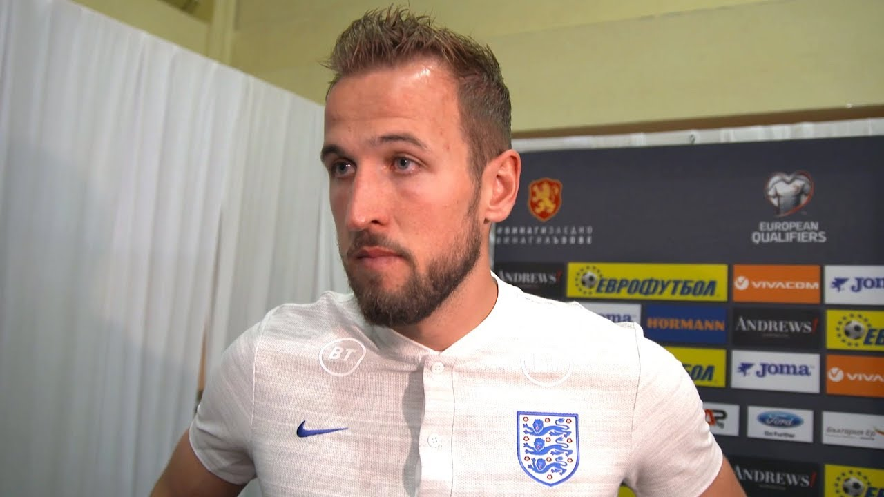 Bulgaria 0-6 England - Harry Kane Post Match Interview - Reacts To ...