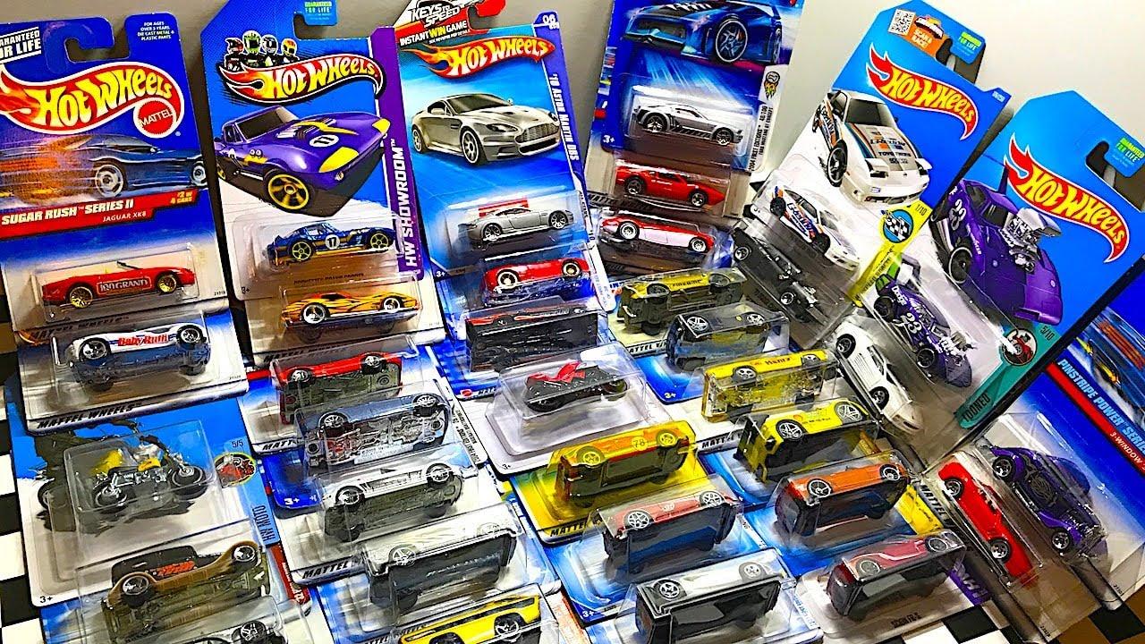 Epic Hot Wheels Toy Car Haul! - YouTube