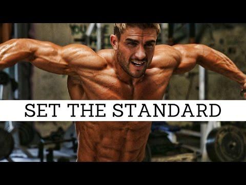 SET THE STANDARD 🏆 Fitness Workout Motivation