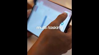 Galaxy Z Fold2 5G: Multi-task | Samsung