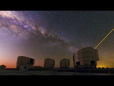 Chile: a worldwide hub for astronomy