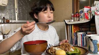 【一人暮らしオススメ】フライパンで煮込むだけ簡単!魯肉飯(ルーローハン)