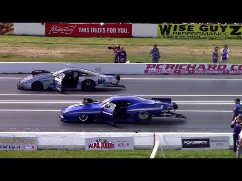 Pro Modified Qualifying 2017 Summer Nationals
