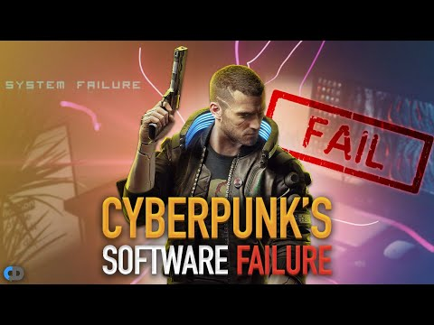 Bad Software Engineering KILLED Cyberpunk 2077's Release