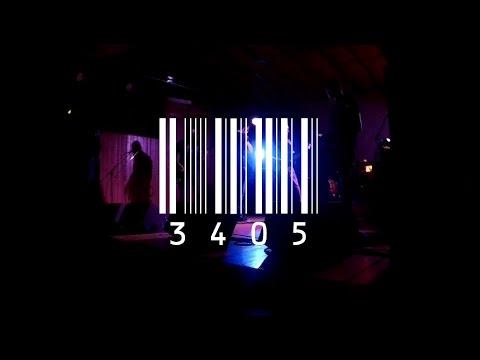 3405 - live from Big Stoner Gig 01.05.16 (Mod Club)