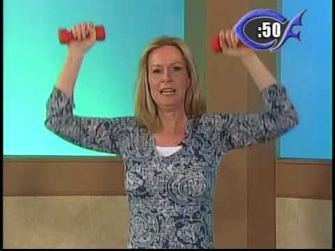 """Christian Fitness TV - #31 - """"Combination"""" w/ music by James McCurdy"""