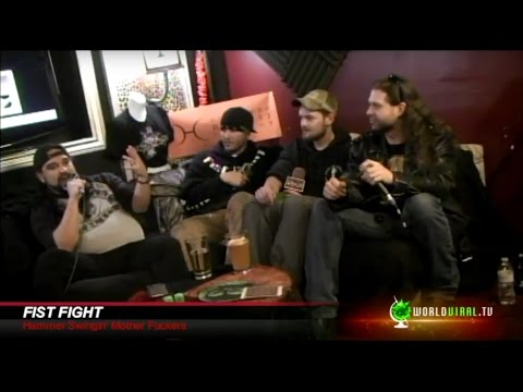 MUSIC BUZZ LIVE: 04/05/17 ~ FIST FIGHT (interview)