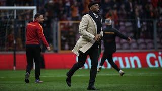 Didier Drogba, yeniden Ali Sami Yen'de.