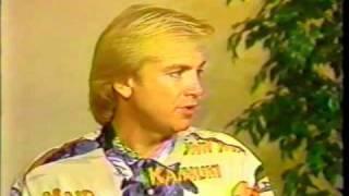 Justin Hayward - 1992 interview with Ed Bernstein - Part 3