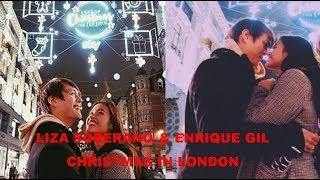 VIDEO! LIZA Soberano at ENRIQUE Gil, NAGPASKO sa LONDON!