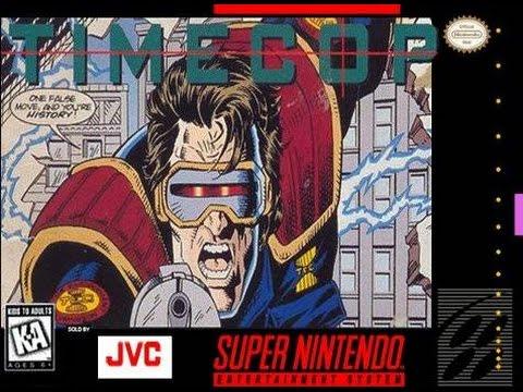 Timecop (SNES) Longplay [202]