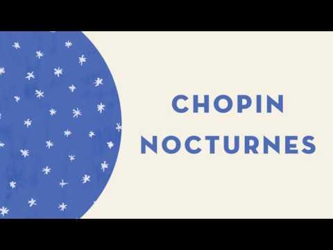 Chopin - A Monsieur F. Hiller (Nocturne in F Major, Op. 15 No. 1)