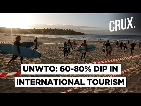 Coronavirus Cripples Tourism Industry, UN Agency Predicts A Huge Decline In Revenue