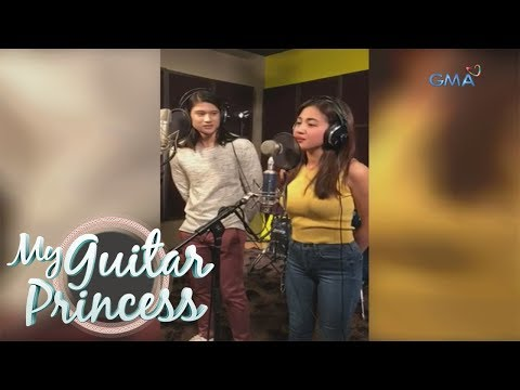 My Guitar Princess: The duet | Behind-the-scenes