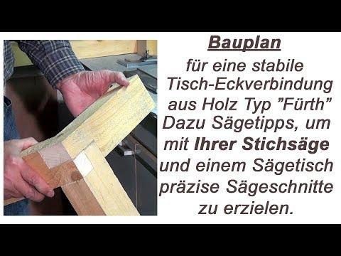 Gartentisch aus Holz selbst herstellen ebay