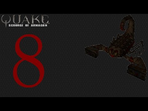Let's Play Quake: Scourge of Armagon-Ep 8: Lavender Sea of Energy