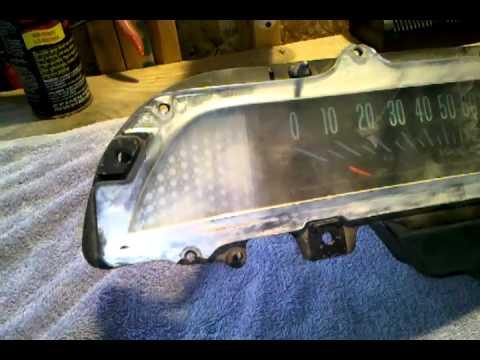 Spare Impala Instrument Panel - Video 1