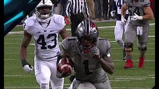 Penn State vs Ohio State Football 2017 Highlights