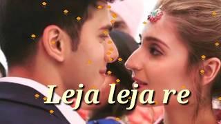 Leja Leja Re ll Male cover song l shivam grover.