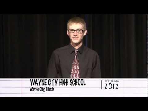 Top Of The Class 2012 - Wayne City High School