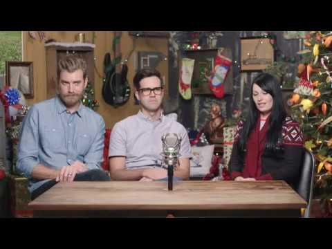 Rhett & Link Interview with The Hollywood Reporter