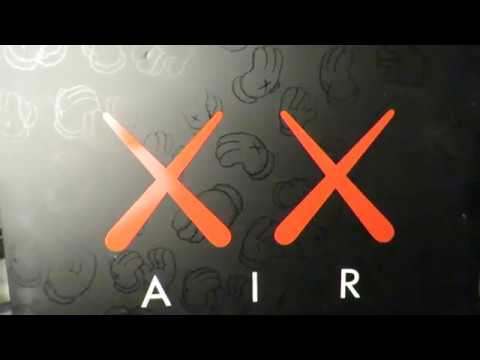 Air Jordan 4 Kaws Youtube
