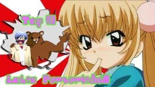 Top 10 Las lolis mas pervertidas del anime y manga