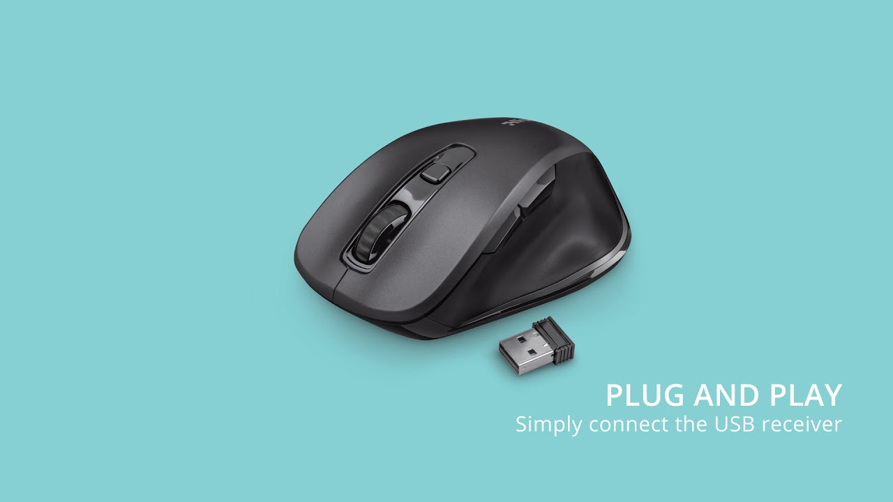 Mezza Wireless Keyboard with mouse