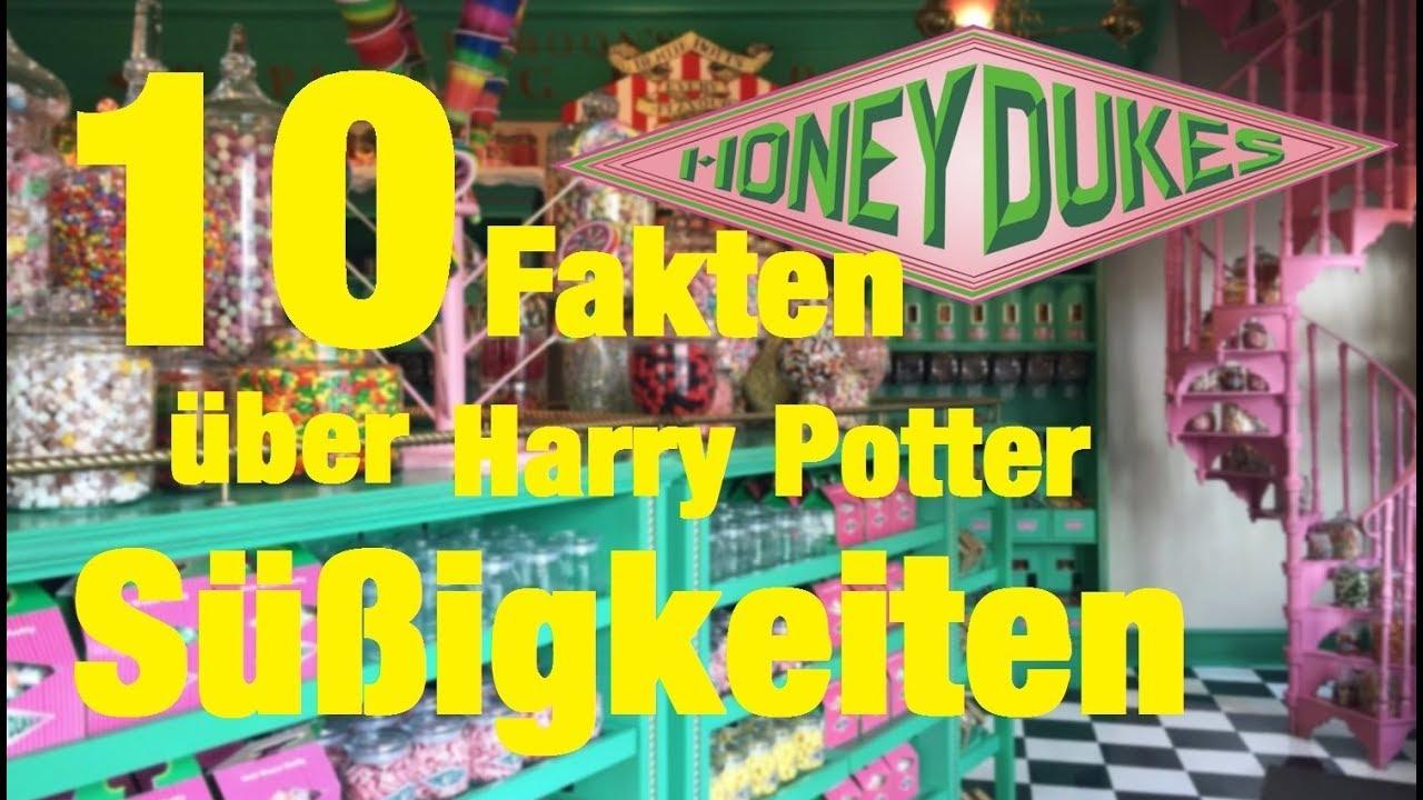 10 Fakten über Die Harry Potter Süßigkeiten Youtube