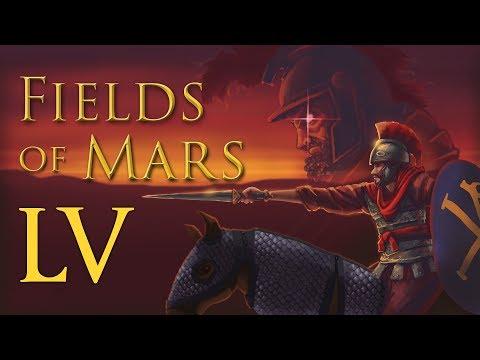 Fields of Mars #55 | Landfall | TW Attila Roman Britain NLP