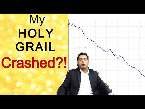 Did My Holy Grail Crash?! Forex Trading