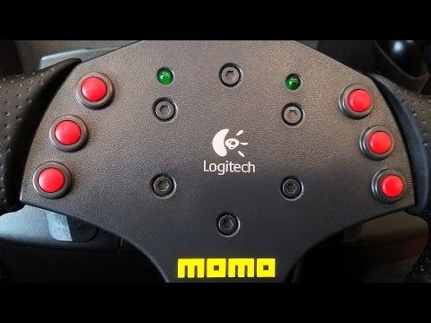 Обзор руля Logitech Momo Racing