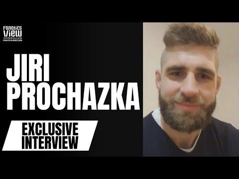 Jiri Prochazka talks Fight With Dominick Reyes, Israel Adesanya, Jan Błachowicz & Weight Cut