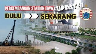 INI DIA PENAMPAKAN TERBARU STADION KEBANGGAAN PERSIJA JAKARTA   Jakarta International Stadium/BMW