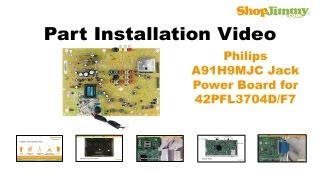 Philips A91H9MJC Jack Power / …