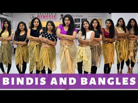 Bindis and Bangles | Raja Kumari | Dance cover