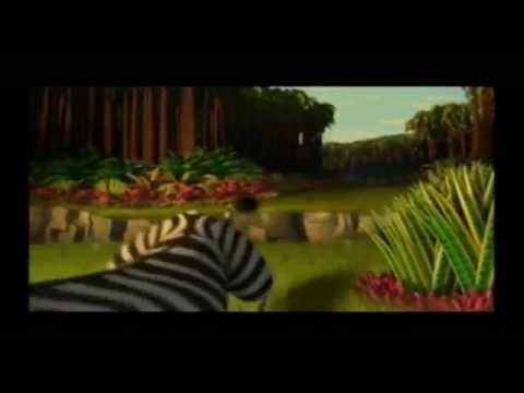 Let's Try Madagascar (Gamecube)