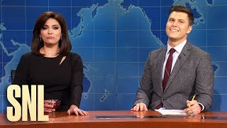 Weekend Update: Jeanine Pirro on Fox News Handling Trump's Impeachment - SNL