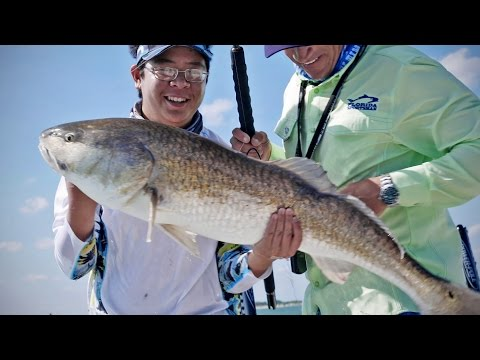 Reel Time Florida Sportsman - Ponce Inlet Redfish - Season 4, Episode 5 - RTFS