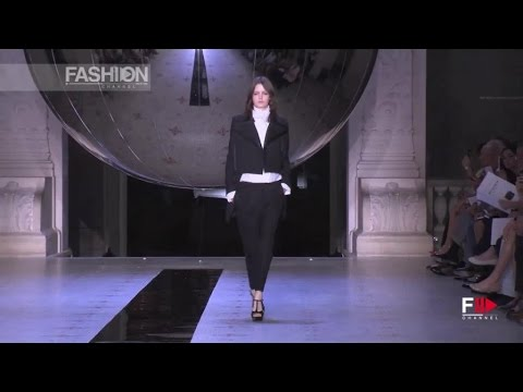 DICE KAYEK Full Show Fall 2015 Haute Couture Paris by Fashion Channel