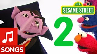 sesame street number 2 number of the day