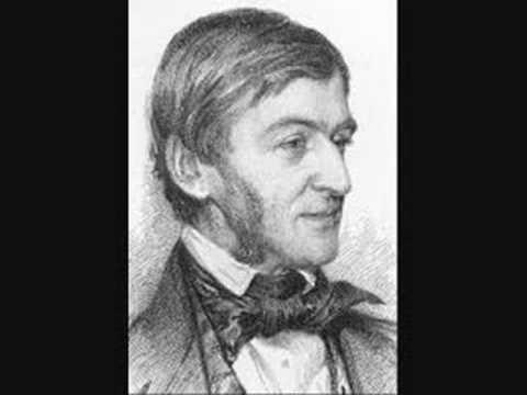 Ralph Waldo Emerson -- Five Short Poems