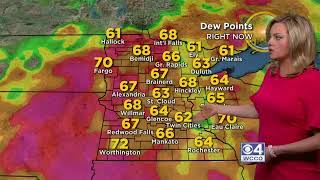 WCCO's 5:30 p.m. local news and weather