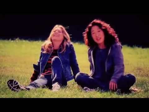 Meredith and Cristina - Where does the good go? | Grey's Anatomy