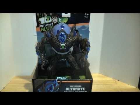 Hyper Alien Ultimate Swampfire Review (Ben 10 Ultimate Alien)