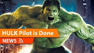 HULK Tv Pilot is Ready to Go But Universal & Disney Cant Agree on it