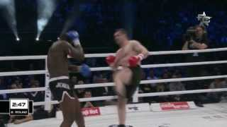 Closer look at Glory 14 Zagreb