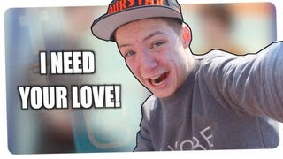 """I Need Your Love"" (Calvin Harris feat. Ellie Goulding) PARODIE"