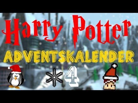 Weihnachtskalender Harry Potter.Weihnachten In Hogsmeade Harry Potter Adventskalender Türchen 4 Deutsch German