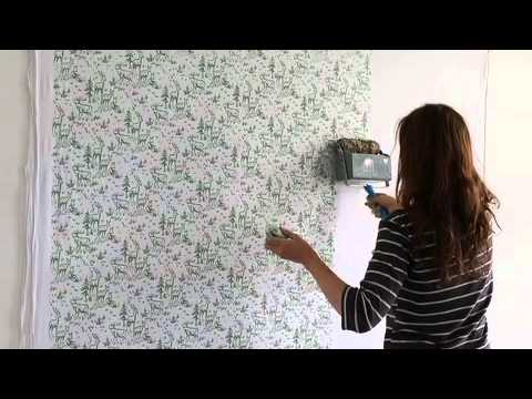 Wallpaper Paint Roller the painted house - patterned paint rollers - youtube